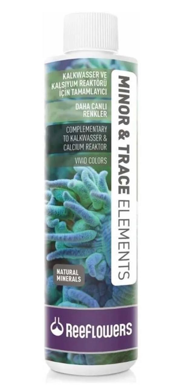 Minor & Trace Elements - Reeflowers