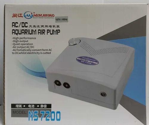NS-7200-COMP DE AR-PILHA 2 X 1,5V COM NOBREAK 127V
