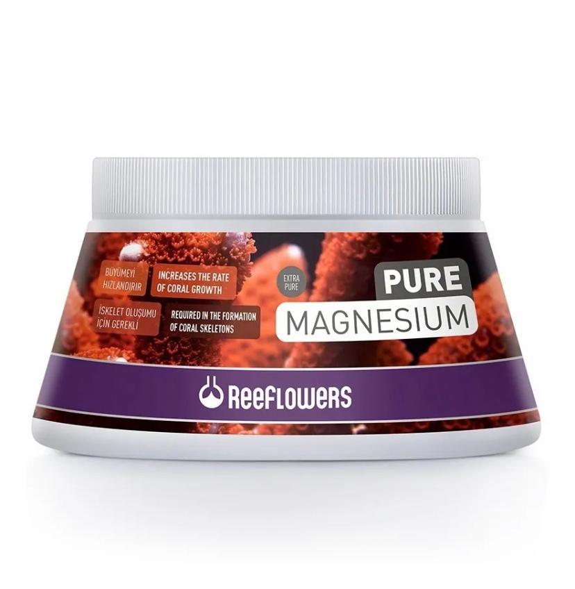 Pure Magnesium - C Reeflowers