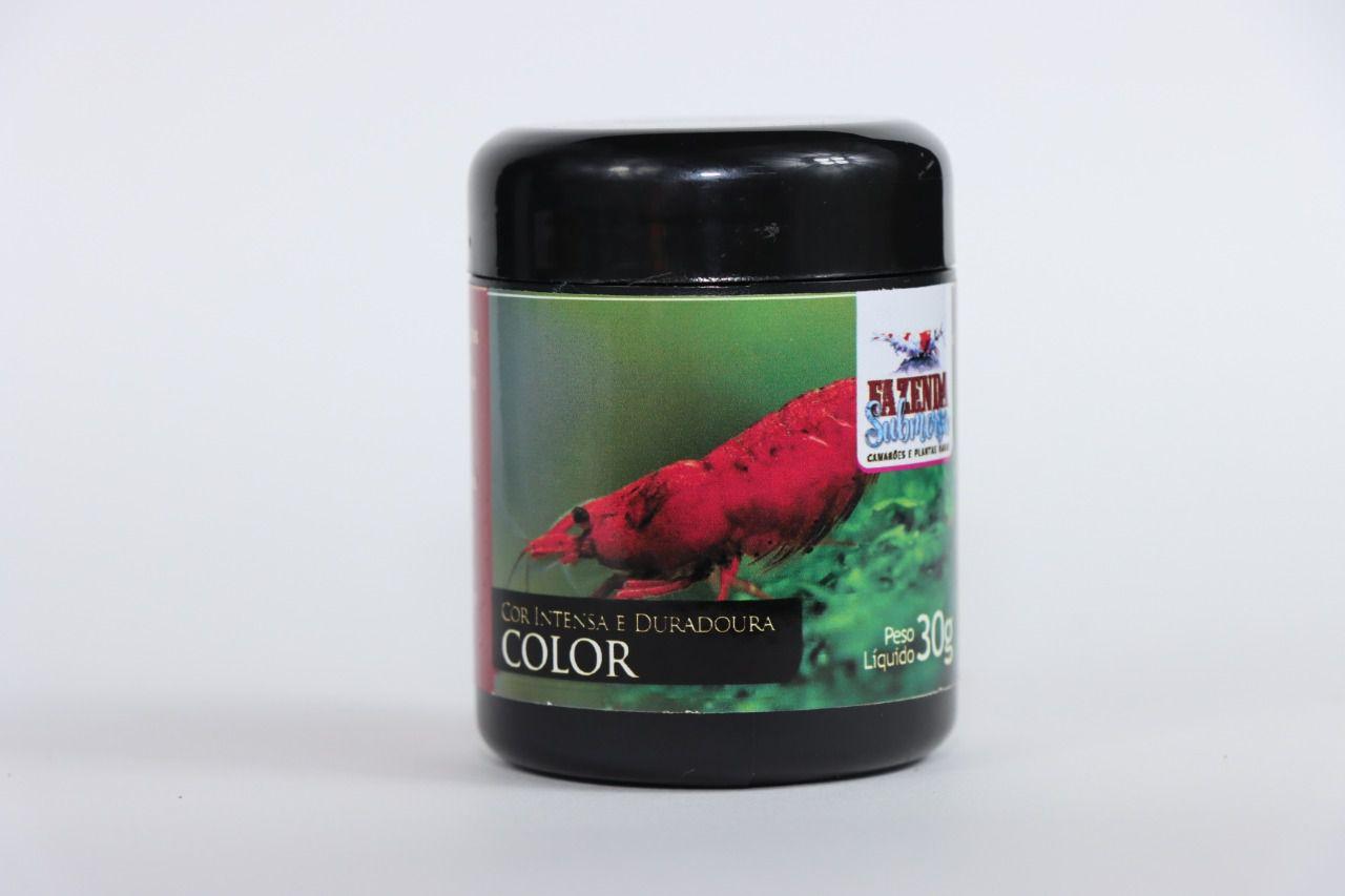 Ração Color 30g