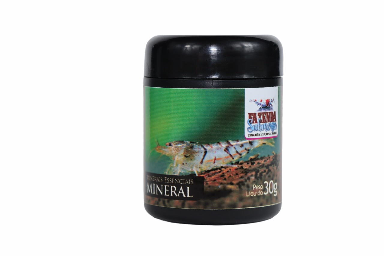 Ração Mineral 30g