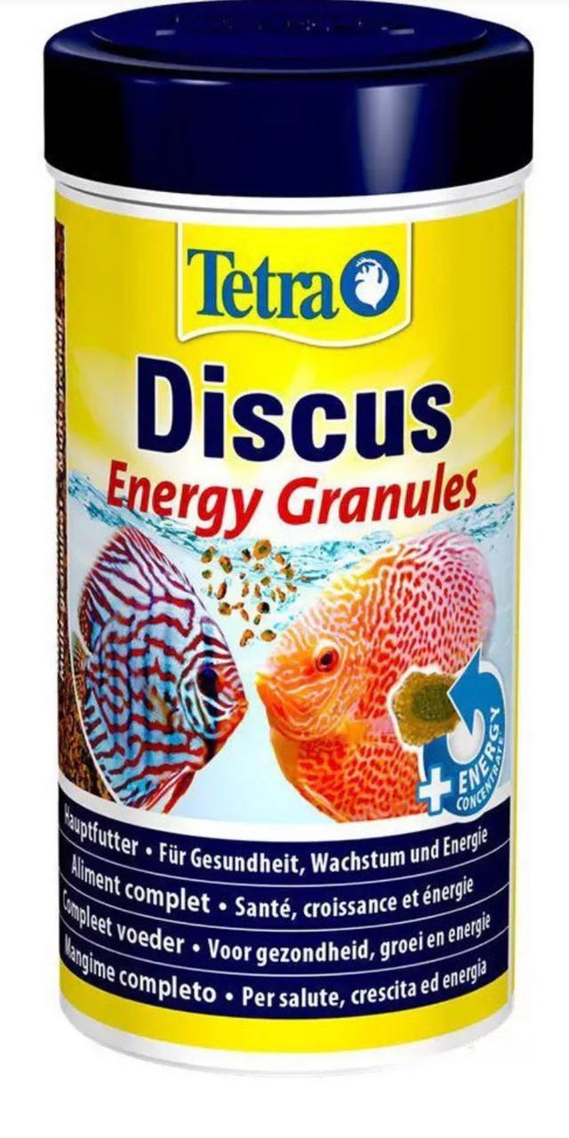 Ração Tetra Discus Energy 80gr