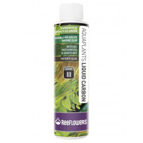 Aquaplants Liquid Carbon III Reeflowers
