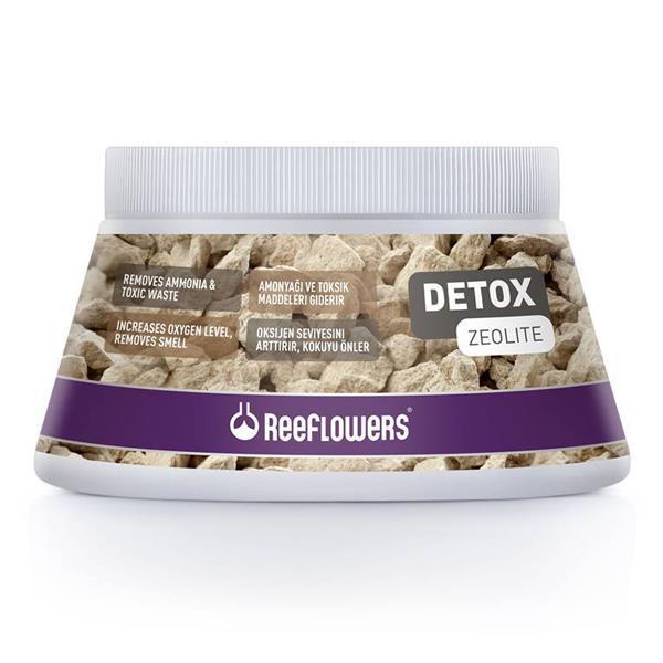 Detox Zeolite Reeflowers