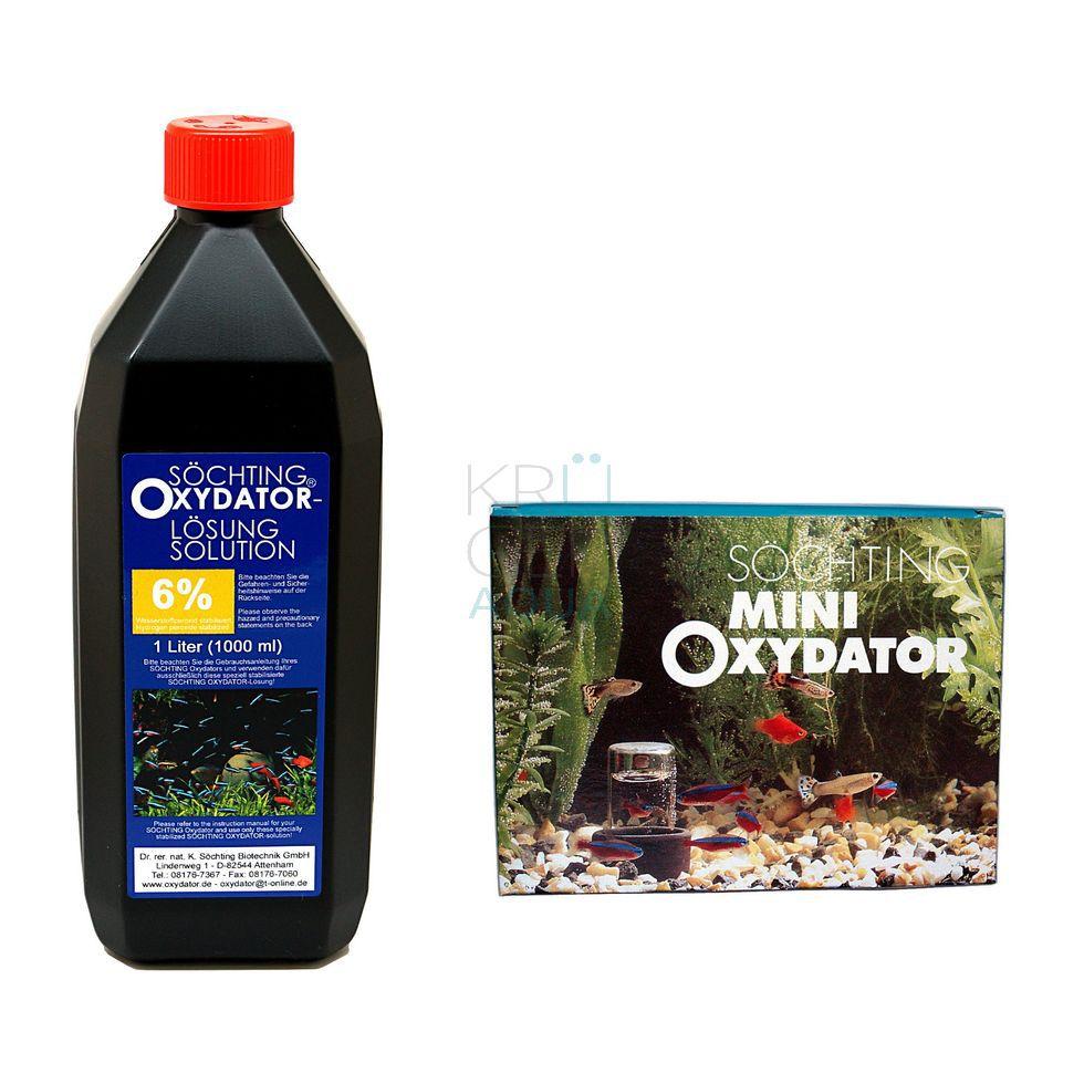 Refil Oxydator Peróxido  6%