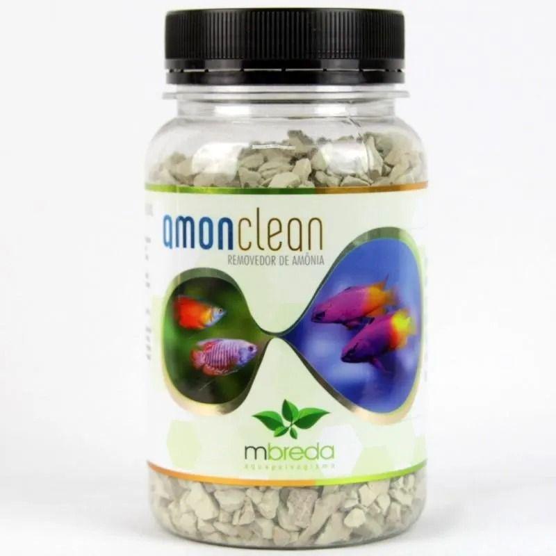 Removedor de Amônia Amonclean 500gr