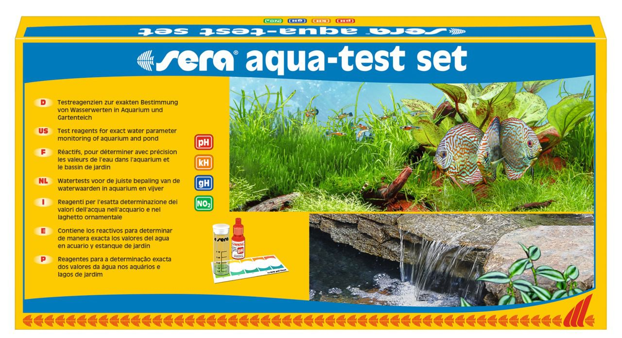 Sera Maleta Aqua Text Set