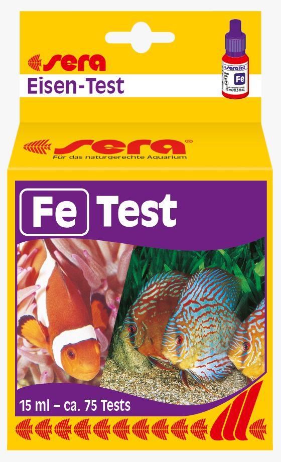 Sera Test Fe 15ml