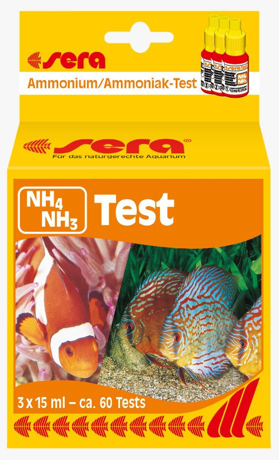 Sera Test  NH4/NH3 15ml