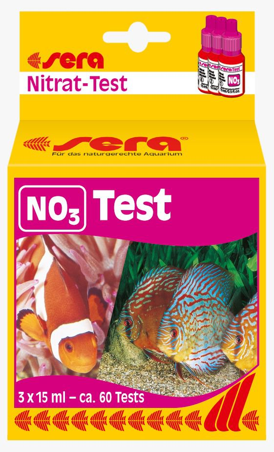 Sera Test NO3 15ml