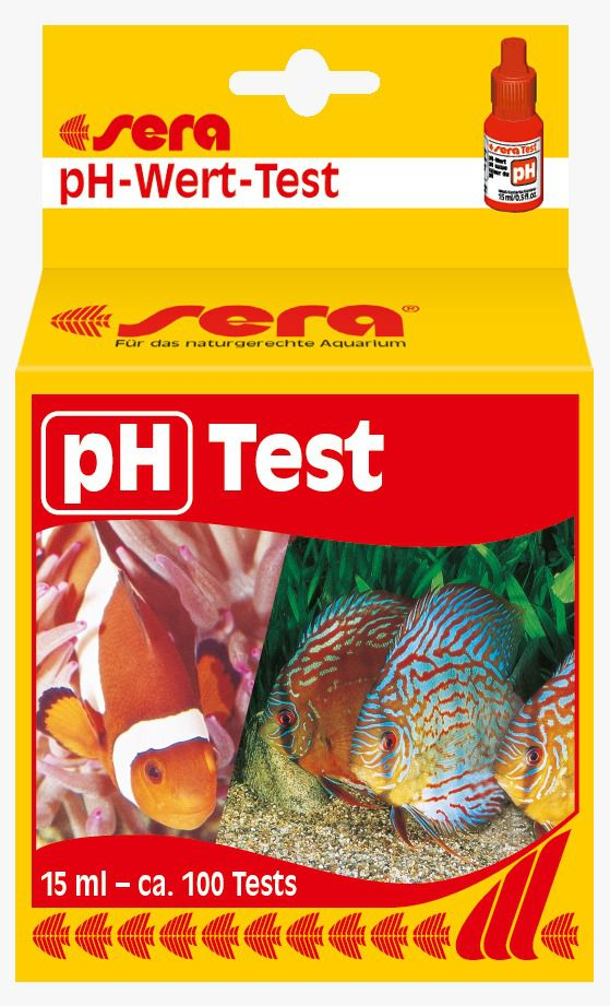 Sera Test PH 15ml
