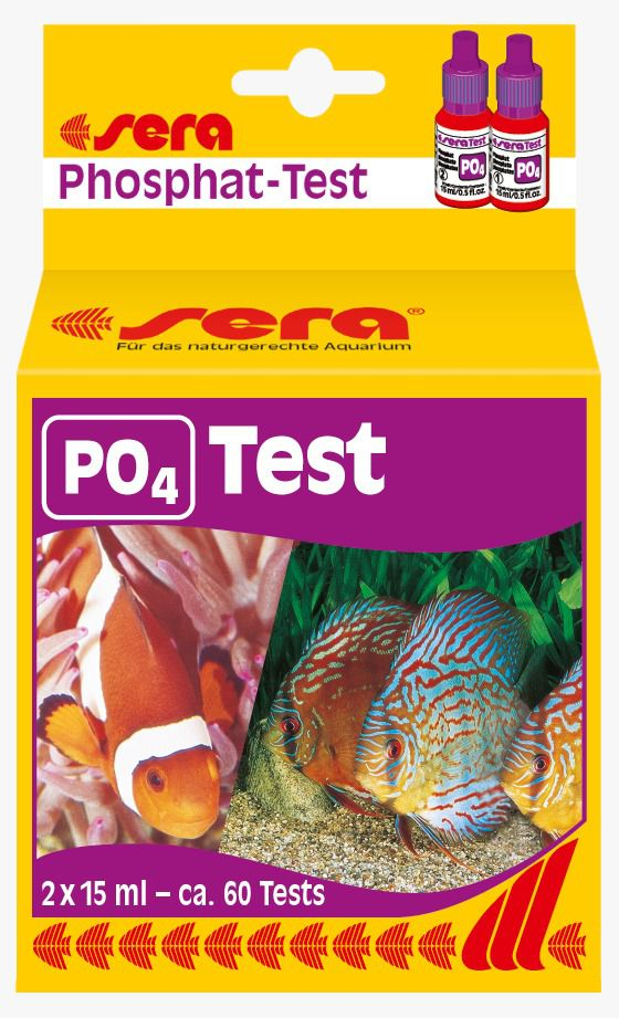 Sera Test PO4 15ml