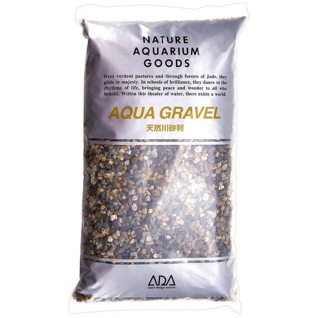 Substrato cosmetico Aqua Gravel ADA 2kg