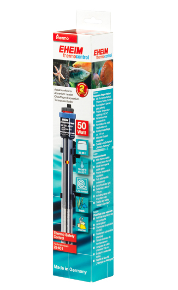 Termostato Eheim Thermocontrol 50W 127V