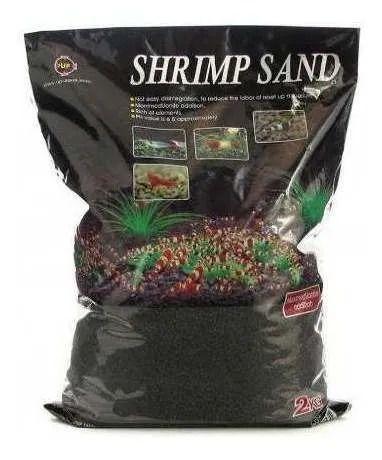 Up Aqua Shrimp Sand pH6.5 D-550 2KG
