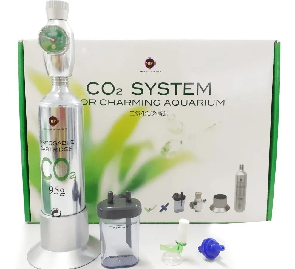 Up Cilindro Co2 Kit Mano+dif+con.bol.95g A 149