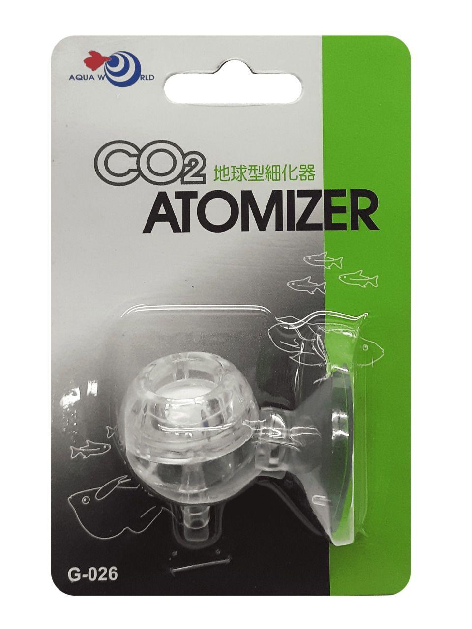 UP DIFUSOR CO2 AUTOMIZER CRISTAL G-026