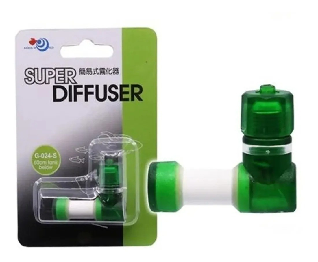 Up Difusor De Co2 Super Diffuser L G-024-l