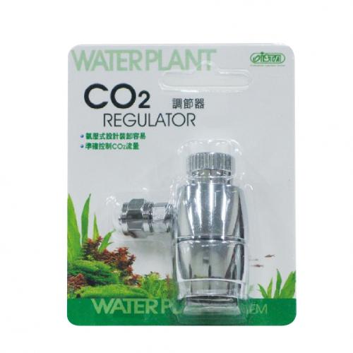 Válvula Simples CO2 com Ajuste Fino Ista