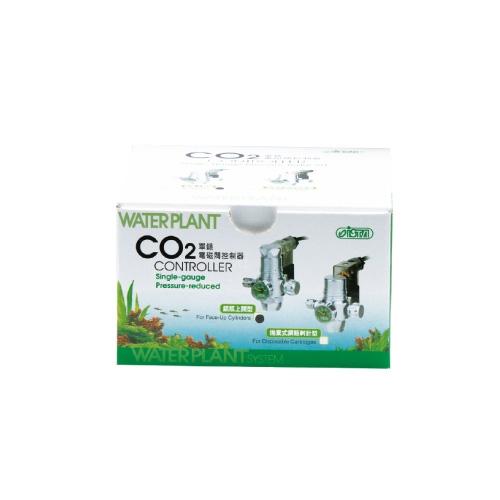 Válvula Simples com Solenoide CO2 Ista