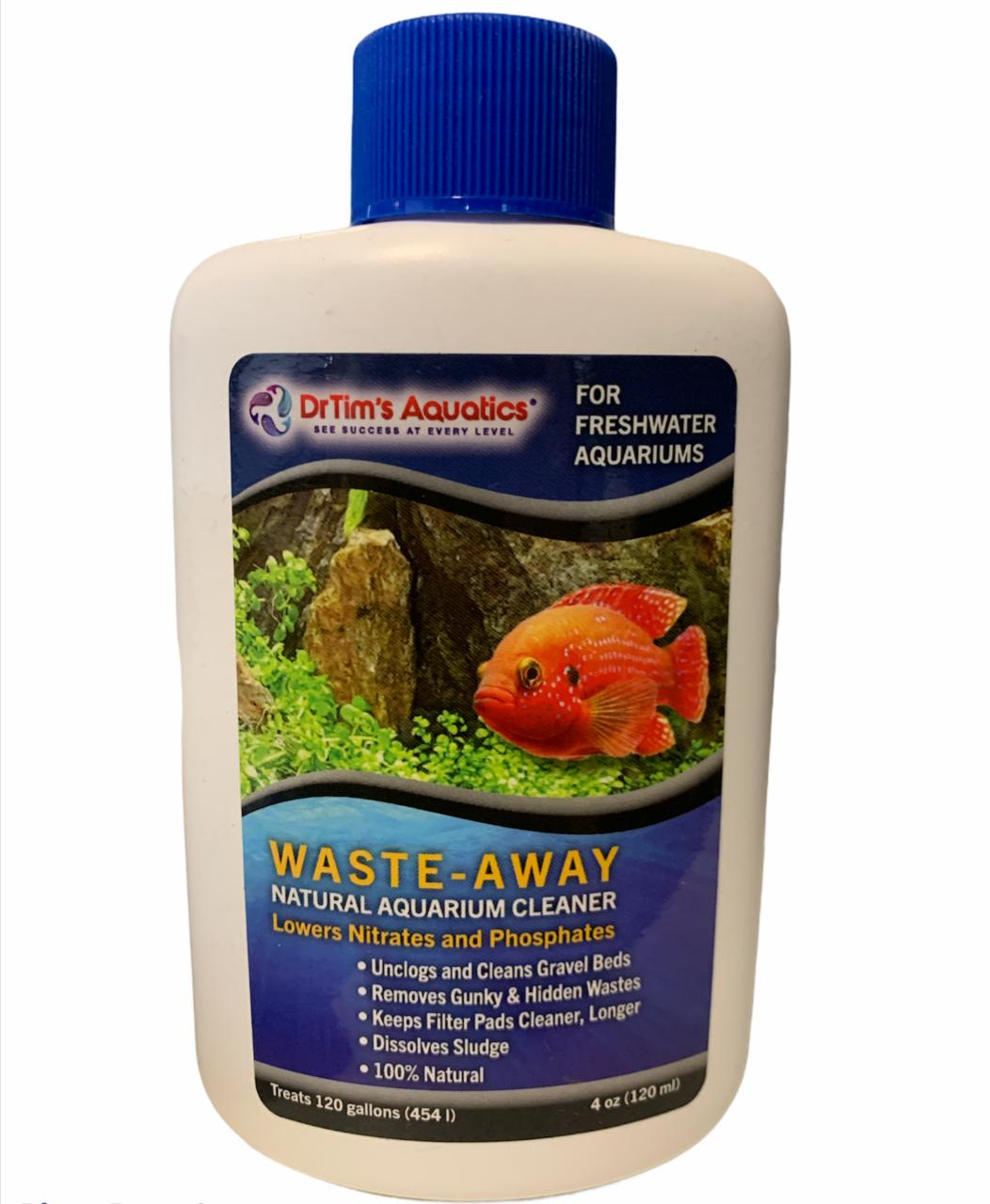 Waste  Away  - Dr Tim's Aquatics 120ml