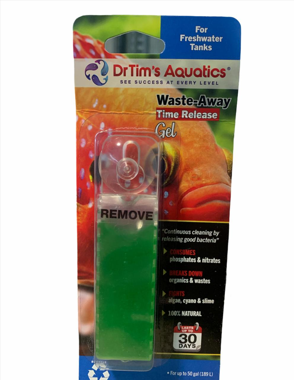 Waste  Away Gel  - Dr Tim's Aquatics