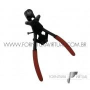Alicate para dobrar fio - 180mm(tipo calandra)