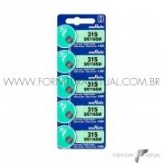 Bateria 315 SR716SW Murata/Sony - (Valor unitário)