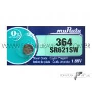 Bateria 364 Murata/Sony - (Valor unitário)