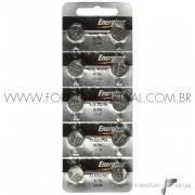 Bateria A76 / LR44 Energizer/Eveready - (Valor unitário)
