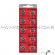 Bateria LR1130 Toshiba - (Valor unitário)