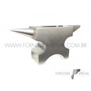 Bigorna de aço polida - modelo 2