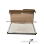 Borracha de Vedação Branca Silbrás - 1Kg - 150º