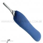 Cabo para bisturi (cabo azul) - GT