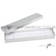 Caixinha Laminada Prata para Pulseira - 41493