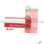 Cera de utilidade ASFER - Cera 9 - Rosa