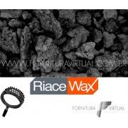 Cera Riace Stone Black Para Injeção em Moldes de Borracha - 1Kg