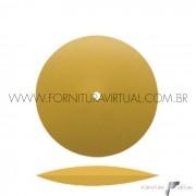 Disco abrasivo de silicone - Amarelo Escuro Faca 7914