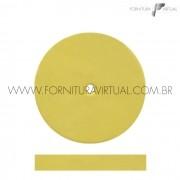 Disco abrasivo de silicone - Amarelo Miracle Gold Reto 6562