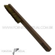 Escova Manual de Latão 3 Fileiras - BOPE