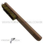 Escova Manual de Latão 5 Fileiras - BOPE