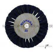 Escova Rotativa de Crina nº23 - Clemara