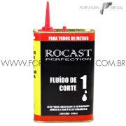 Fluído de corte 1 - Rocast - Para usinagem - 500ml