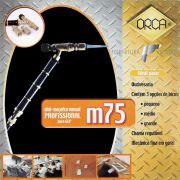 Maçarico Orca M75 Completo com 3 bicos - Gás GLP