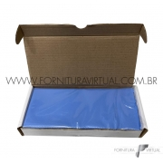 Massa Silicone Borracha Safira 255X115X12mm - 150º (Antiga Master)