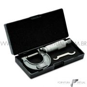 Micrômetro Analógico Zaas - 0-25mm