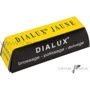 Pasta de Polimento Francesa Dialux Jaune - Amarela