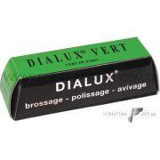 Pasta de Polimento Francesa Dialux Vert - Verde