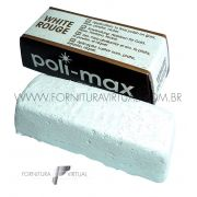 Pasta de Polimento Poli-max White Rouge - Branca