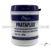 Prataflux - Fluxo para Solda de ouro e prata - 250g